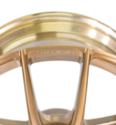 Corse Werks MonoCraft Series Champion Gold