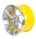 Yellow Corsewerks 996 Turbo